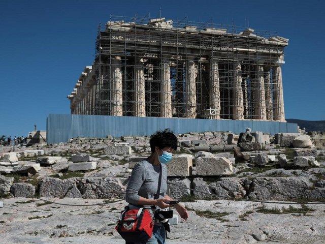 O que fazer se você tem viagem marcada para a Grécia?