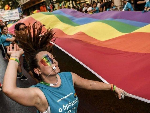 Lugares LGBTI em Atenas