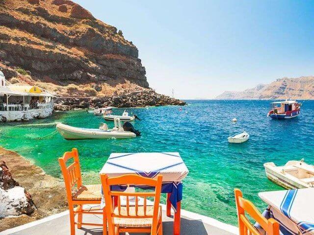 Roteiro de 3 dias em Santorini